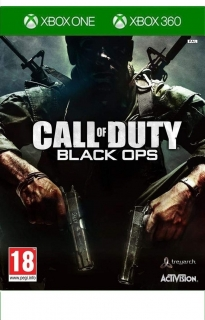 Call Of Duty Black Ops 1 - Jogo Xbox One