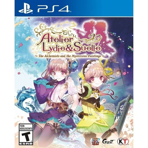 Atelier Lydie & Suelle: The Alchemists And The Mysterious Pa - Atacado dos Jogos