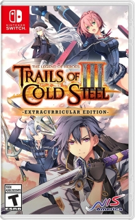 Pré-venda - The Legend Of Heroes: Trails Of Cold Steel 3 - Switch