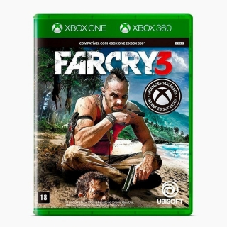 Far Cry 3 Xbox One e Xbox 360 - Dublado em Português