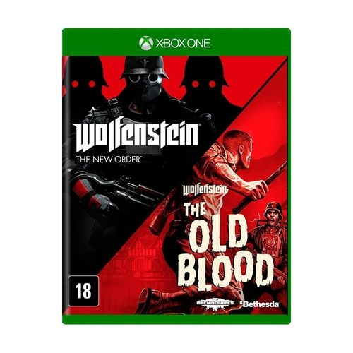 Wolfenstein The Two Pack - Xbox One - Atacado dos Jogos