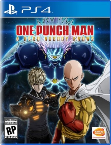 One Punch Man: A Hero Nobody Knows - PS4 - Atacado dos Jogos