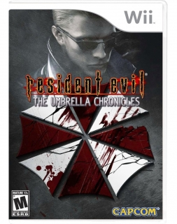 Resident Evil: The Umbrella Chronicles - Jogo Wii