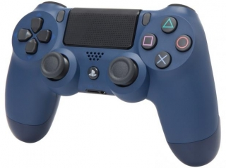 Controle sem Fio Dualshock 4 PS4 - Midnight Blue