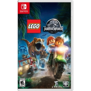 Lego Jurassic World - Switch (Dublado em Português)