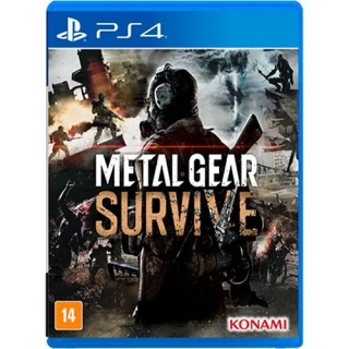 Usado Metal Gear Survive - PS4