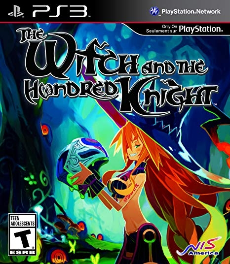 The Witch and the Hundred Knight - Ps3 - Atacado dos Jogos