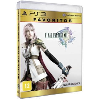 Final Fantasy 13 XIII - Jogo PS3