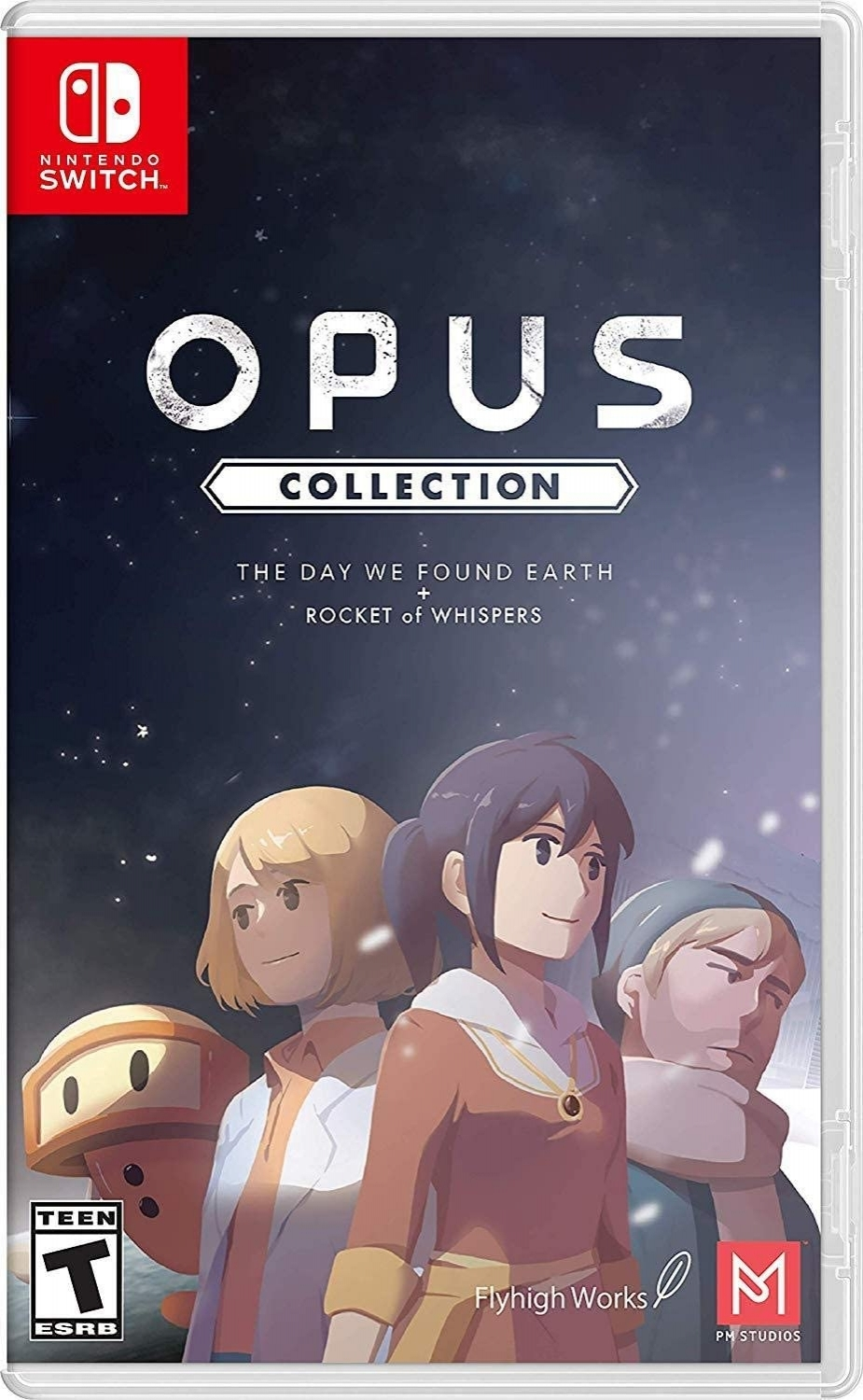 OPUS Collection: The Day We Found Earth + Rocket of Whispers - Atacado dos Jogos