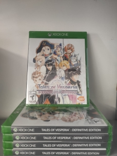 Tales Of Vesperia: Definitive Edition - Xbox One