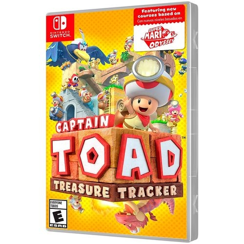 Captain Toad: Treasure Tracker - Switch - Atacado dos Jogos