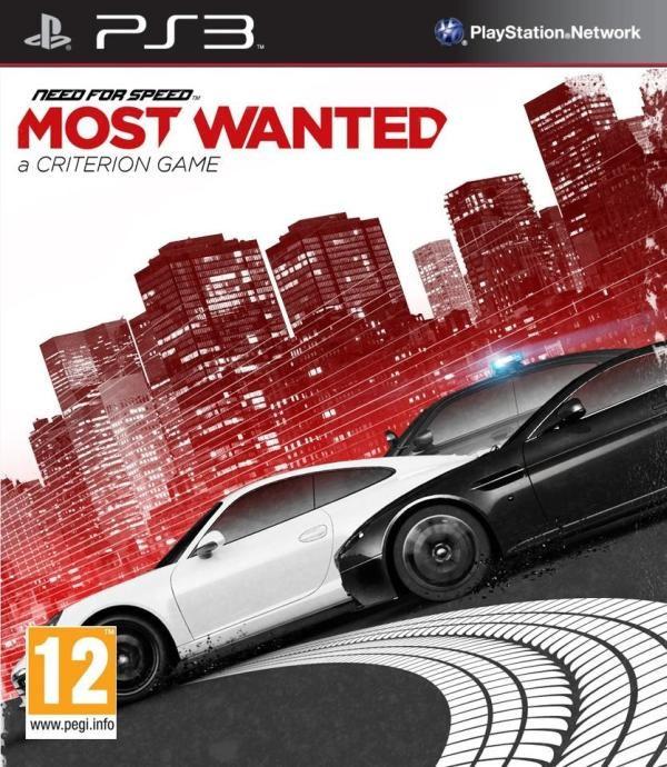 Need for Speed: Most Wanted - PS3 - Atacado dos Jogos