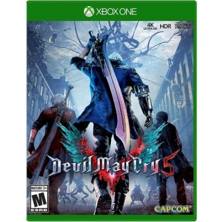 Devil May Cry: 5 - Xbox One