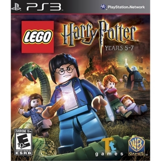 Lego Harry Potter Year 5-7 - PS3 (Legendas em Português)