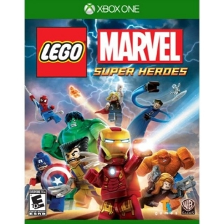 Lego Marvel Super Heroes Xbox One - Legendado em Português