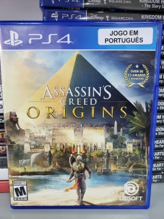 Jogo Usado Assassins Creed Origins - PS4