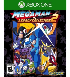 Jogo Megaman Legacy Collection 2 Mega Man - Xbox One