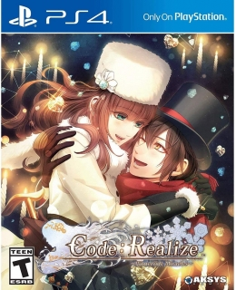 Jogo Code: Realize - Wintertide Miracles - PS4