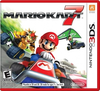 Mario Kart 7 - 3DS 2DS New 3DS