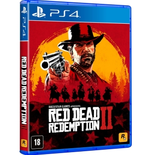 Red Dead Redemption 2 PS4 + Mapa - Legendas em Português