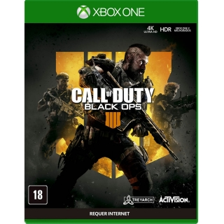 Call of Duty Black Ops IIII 4 - Xbox One (Dublado em Português)