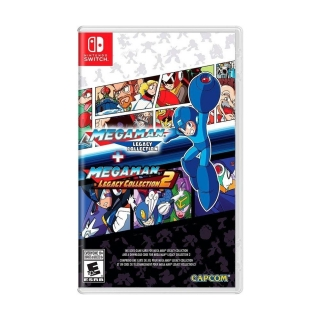 Mega Man Legacy Collection 1 + 2 - Switch
