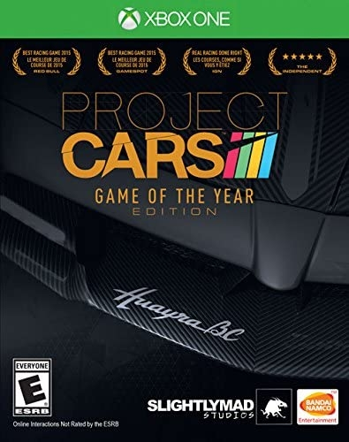 Project Cars: Game of the Year Edition - Jogo Xbox One (Lege - Atacado dos Jogos