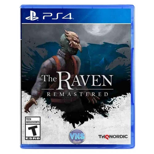 The Raven HD Remastered - PS4 - Atacado dos Jogos
