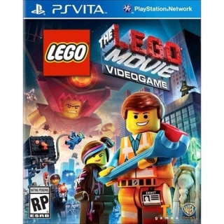 The Lego Movie Videogame - Jogo PS Vita