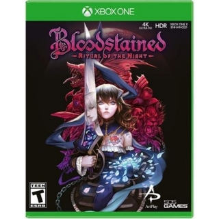 Bloodstained Ritual of the Night Xbox One - Português