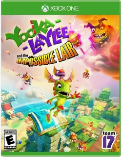 Yooka Laylee Impossible Lair - Jogo Xbox One