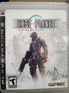 Lost Planet: Extreme Condition - Jogo Usado PS3