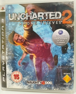 Uncharted 2: Among Thieves - Jogo Usado PS3
