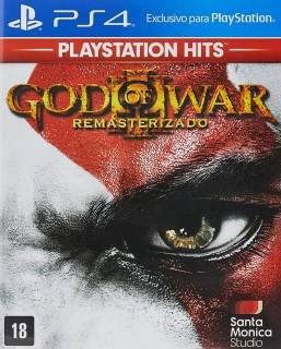 God of War 3 III Remasterizado PS4 - Português