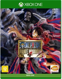 One Piece: Pirate Warriors 4 Xbox One - Legendas em Português