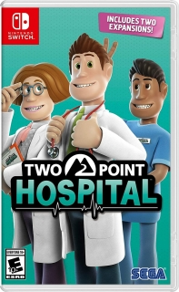Two Point Hospital - Jogo Switch