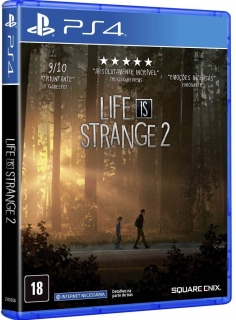 Life is Strange 2 PS4 - Legendas em Português