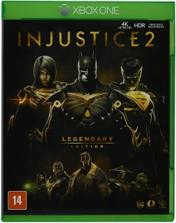 Injustice 2 Legendary Edition Xbox One - Dublado em Português