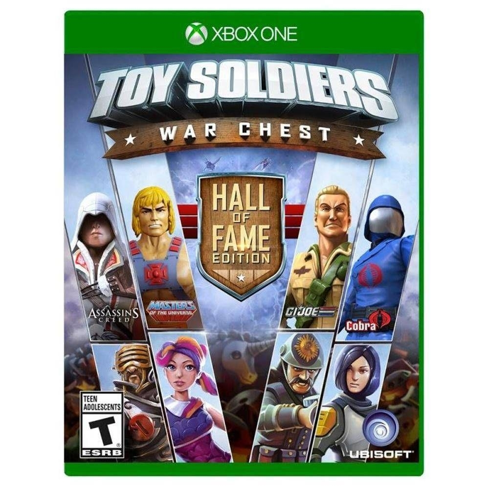 Toy Soldiers: War Chest Hall Of Fame - Xbox One - Atacado dos Jogos