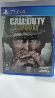Jogo Usado - Call of Duty World War II - PS4 Português