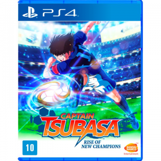 Captain Tsubasa: Rise of New Champions PS4 em Portugues