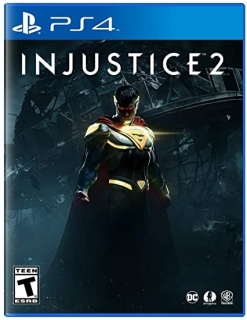 Injustice 2 PS4 (Playstation 4) - Dublado em Português)
