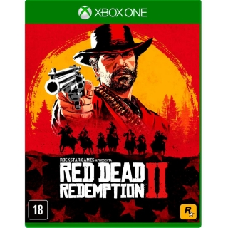 Red Dead Redemption 2 + Mapa Xbox One - Legendas em Português