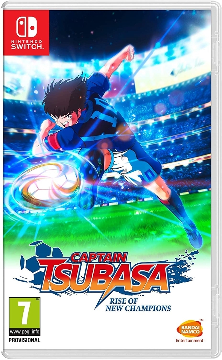 Captain Tsubasa: Rise Of New Champions - Switch - Atacado dos Jogos