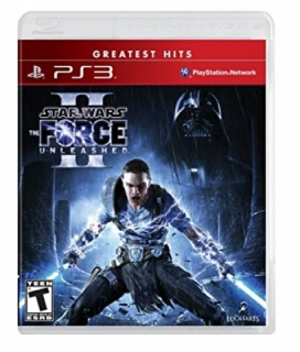 Jogo Usado - Star Wars the Force Unleashed II - PS3