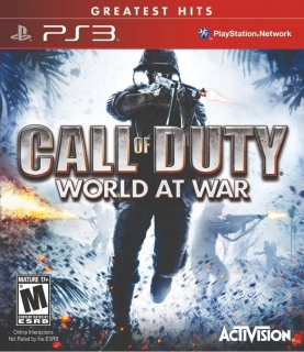 Jogo Usado - Call Of Duty World At War - PS3