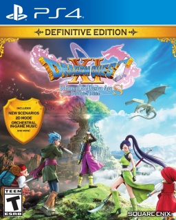 Dragon Quest XI S: Echoes Of An Elusive Age - Definitive Edition - PS4