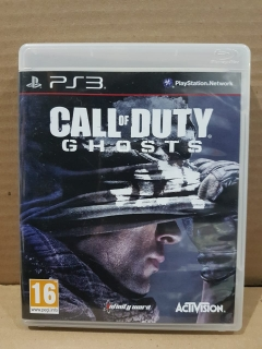Jogo Usado - Call Of Duty Ghosts - PS3