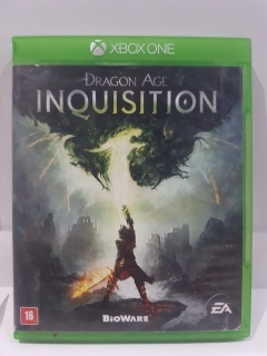 Jogo Usado - Dragon Age Inquisition - Xbox one