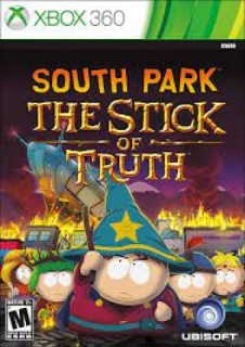 Jogo Usado Midia Fisica Xbox 360 South Park The Stick Of Truth
